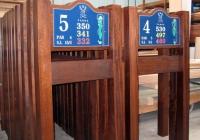 Golf club signs