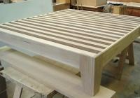 oak seat base