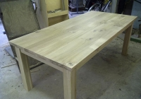 rusticoaktable