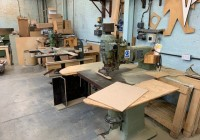 Overhead-router