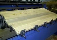 Timber-in-press